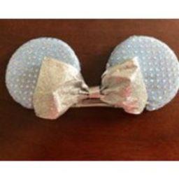 Disney Ears on Barrette NO HEADBAND | Etsy (US)