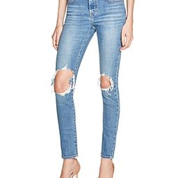 Levi's 721 Skinny Jeans in Rugged Indigo | Bloomingdale's (US)