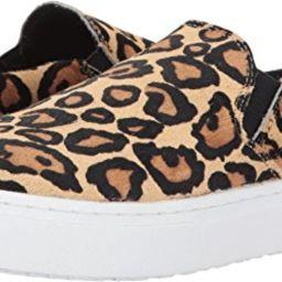 Sam Edelman Women's Lacey New Nude Leopard Leopard Brahma Hair Loafer | Amazon (US)