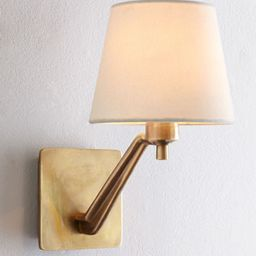 Brass Sconce   Horchow