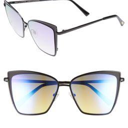 Becky 58mm Sunglasses | Nordstrom