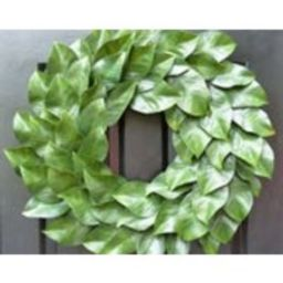 Magnolia Wreath, Fixer Upper Magnolia Wreath, Magnolia Leaves Door Wreath, Southern Decor Year Round Wreath Southern Gift for Her   Etsy (US)