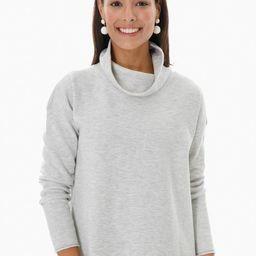 Silver Fox Jersey Funnel Neck Sweater | Tuckernuck