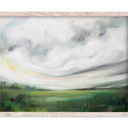 """""""Mornings Away"""" - Painting Limited Edition Art Print by Emily Jeffords. 