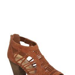 Women's Bella Vita Kortez Block Heel Sandal, Size 9 M - Brown | Nordstrom