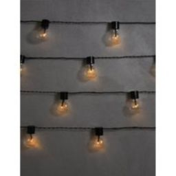 20 Festoon Mains Lights | Marks & Spencer (UK)