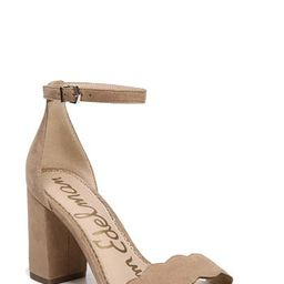 Women's Sam Edelman Odila Sandal, Size 5 M - Beige | Nordstrom