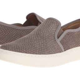 Sofft - Somers (Snare Grey Thai Snake) Women's Slip on  Shoes   Zappos