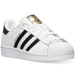 adidas Women's Superstar Casual Sneakers from Finish Line   Macys (US)