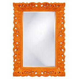 "Howard Elliott 2020O Barcelona 46"" x 32"" Orange Mirror | Build.com, Inc."