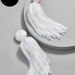 Sonatina Tassel Earrings   BaubleBar (US)