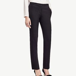 The Ankle Pant in Seasonless Stretch - Curvy Fit   Ann Taylor (US)