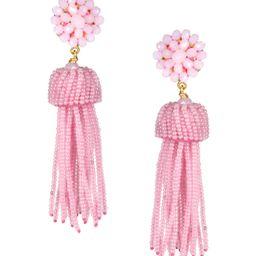 Tassel Earrings - Cotton Candy   Lisi Lerch Inc