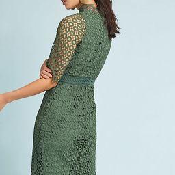 Shoshanna Laila Lace Dress | Anthropologie (US)