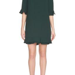'Kate' Ruffle Hem Shift Dress | Nordstrom