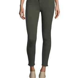 Ava Stretch-Cotton Skinny Jeans | Neiman Marcus