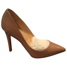 Pigalle patent leather heels | Vestiaire Collective US