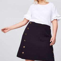 LOFT Plus Sailor Shift Skirt | LOFT