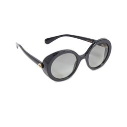 Gucci Glamourous Bold Round Sunglasses | Shopbop