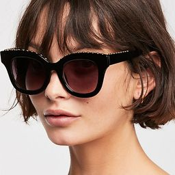 Study Buddy Sunglasses   Free People (US)