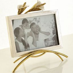 """Calla Lily Easel Frame, 4"""" x 6""""   Neiman Marcus"""