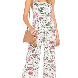 MAJORELLE Haven Jumpsuit in FRENCH KISS | Revolve Clothing (Global)