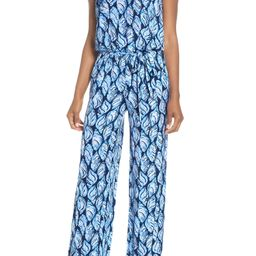 Lilly Pulizter<sup>®</sup> Dusk Sleeveless Jumpsuit | Nordstrom