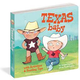 Texas Baby (Local Baby Books) | Amazon (US)