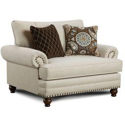 Carmagrim Chair and a Half | Wayfair North America