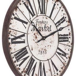 https://www.houzz.com/product/100935938-antique-clock-antique-industrial-wall-clocks?m_refid=PLA_HZ_ | Houzz
