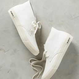 SeaVees Canvas Maslon Boot Sneakers | Anthropologie (US)
