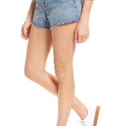 High Waist Cutoff Denim Shorts | Nordstrom