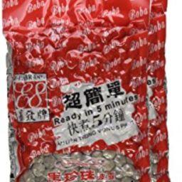 BLACK BUBBLE TEA BOBA TAPIOCA PEARL 2.2LB (Pack of 2) | Amazon (US)