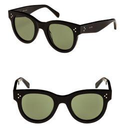Women's Celine 48Mm Cat Eye Sunglasses - Black/ Smoke Barberini | Nordstrom