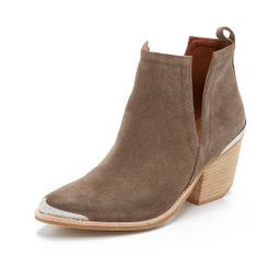 Jeffrey Campbell Cromwell Suede Booties   Shopbop