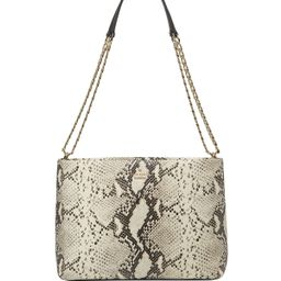 emerson lorie snake-print shoulder bag | Neiman Marcus