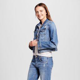 Women's Denim Jacket Medium Blue XS - Mossimo Supply Co. | Target
