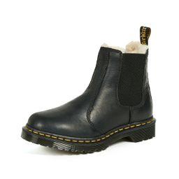 Dr. Martens Leonore Sherpa Chelsea Boots | Shopbop