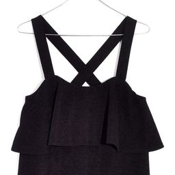 Madewell Texture & Thread Tiered Tank | Nordstrom