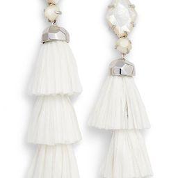 Kendra Scott Denise 3-in-1 Tassel Earrings   Nordstrom