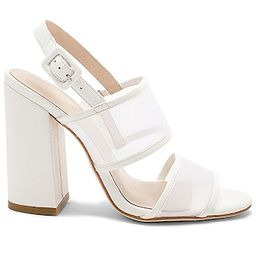 RAYE x House Of Harlow 1960 Sommers Heel in White   Revolve Clothing (Global)