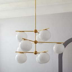 https://www.westelm.com/products/sphere-stem-9-light-chandelier-flushmount-h3117/?pkey=e%7Csphere%7C   West Elm (US)