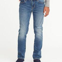 Slim Taper Built-In Flex Jeans for Boys   Old Navy US