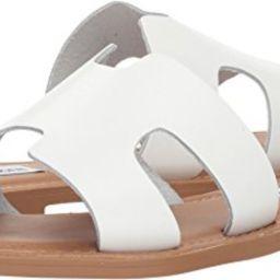 Steve Madden Women's Kann White 6 M US | Amazon (US)