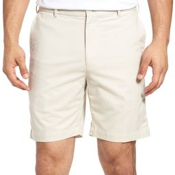 Soft Touch Stretch Twill Shorts | Nordstrom