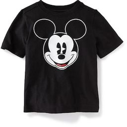 Disney© Mickey Mouse Tee for Toddler Boys   Old Navy US
