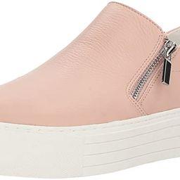 Kenneth Cole New York Women's Juneau Platform Dual Side Zippers Sneaker | Amazon (US)