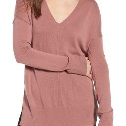 Trouvé Side Slit Sweater | Nordstrom