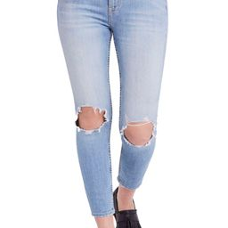 Free People High Waist Ankle Skinny Jeans | Nordstrom