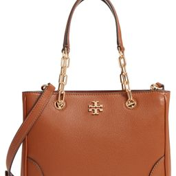 Tory Burch Small Marsden Leather Tote | Nordstrom